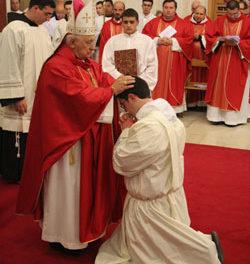 Ordinazione Diaconale di fra Antonio Latella