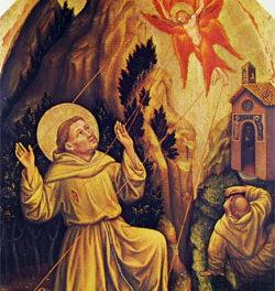 17 settembre 2008 – Festa delle Stimmate di San Francesco