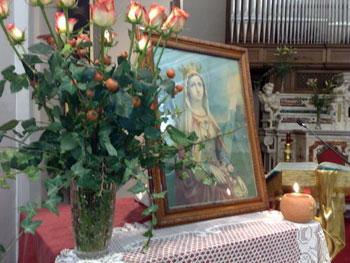 Festeggiamenti in onore di Sant'Elisabetta